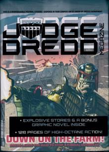 Judge Dredd Megazine Magazine NO 420 Order Online
