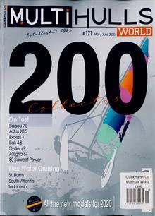 Multihulls World Magazine NO 171 Order Online