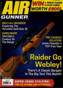 Air Gunner Magazine JUL 20 Order Online