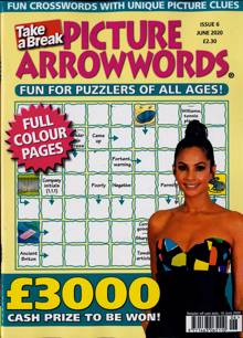 Tab Picture Arrowwords Magazine NO 6 Order Online