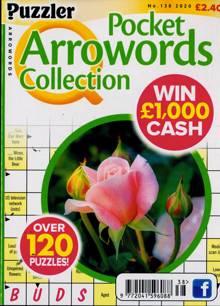 Puzzler Q Pock Arrowords C Magazine NO 138 Order Online