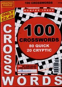 Brainiac Crossword Magazine Issue NO 110