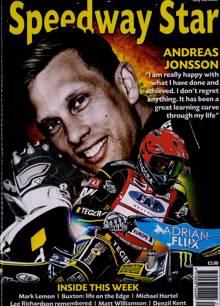 Speedway Star Magazine 23/05/2020 Order Online