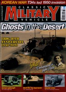 Classic Military Vehicle Magazine Issue JUN 20