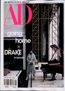 Architectural Digest  Magazine MAY 20 Order Online