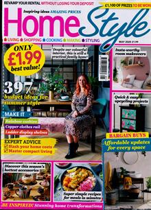 Homestyle Magazine MAY 20 Order Online