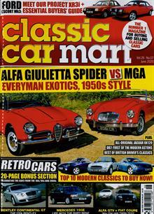 Classic Car Mart Magazine JUN 20 Order Online