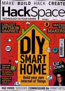 Hackspace Magazine Issue NO 31