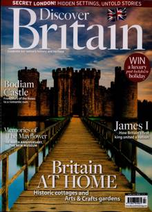 Discover Britain Magazine JUN-JUL Order Online