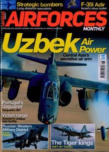 Airforces Magazine JUN 20 Order Online
