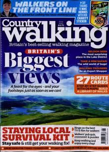 Country Walking Magazine JUN 20 Order Online