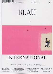 Blau Magazine NO 2 Order Online