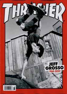 Thrasher Magazine JUN 20 Order Online