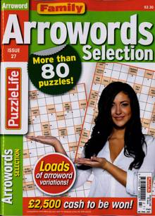 Family Arrowords Selection Magazine NO 27 Order Online