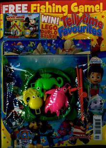Tellytime Favourites Magazine NO 140 Order Online