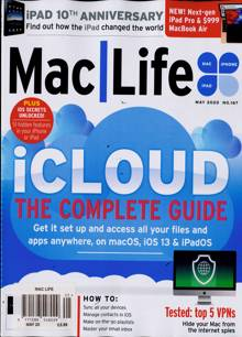 Mac Life Magazine MAY 20 Order Online
