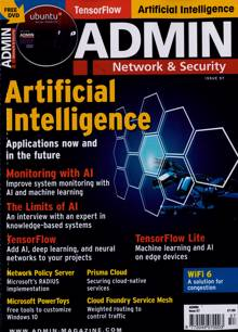 Admin Magazine NO 57 Order Online