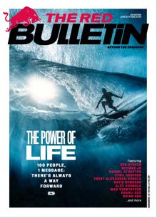 The Red Bulletin Magazine June 20 Order Online