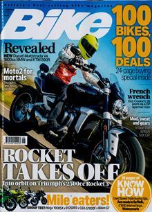 Bike Monthly Magazine Issue JUN 20