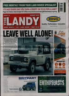 Landy Magazine AUG 20 Order Online