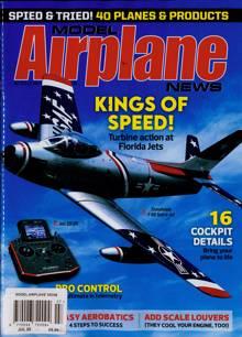 Model Airplane News Magazine JUL 20 Order Online