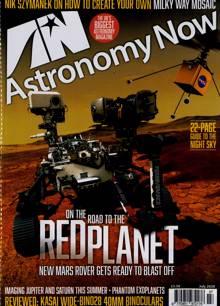 Astronomy Now Magazine Issue JUL 20