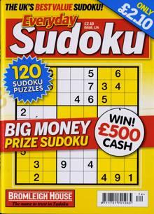 Everyday Sudoku Magazine NO 174 Order Online