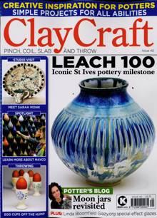 Claycraft Magazine NO 40 Order Online