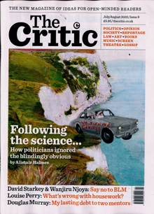 Critic (The) Magazine JUL-AUG Order Online