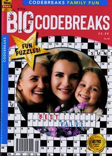 Big Codebreaks Magazine NO 86 Order Online