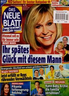 Das Neue Blatt Magazine NO 22 Order Online