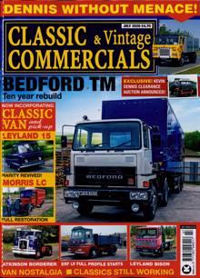 Classic & Vintage Commercial Magazine JUL 20 Order Online