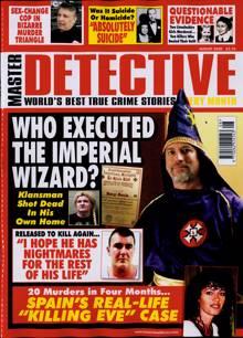 Master Detective Magazine AUG 20 Order Online