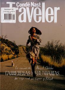 Conde Nast Traveller Spanish Magazine 38 Order Online