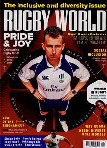 Rugby World Magazine JUN 20 Order Online