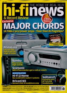 Hi-Fi News Magazine JUN 20 Order Online