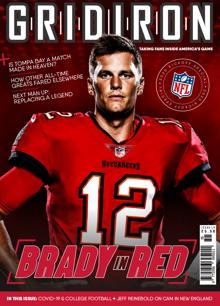 Gridiron Magazine Issue 55 Order Online