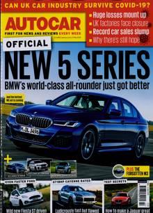 Autocar Magazine 27/05/2020 Order Online