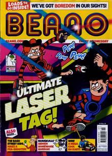 Beano Magazine 30/05/2020 Order Online