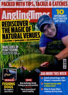 Angling Times Magazine 26/05/2020 Order Online