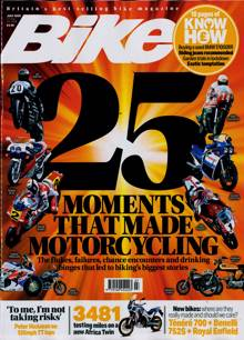 Bike Monthly Magazine JUL 20 Order Online