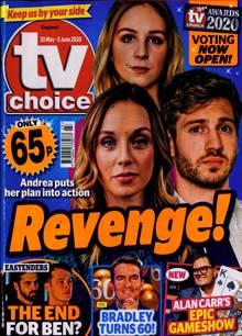 Tv Choice England Magazine NO 23 Order Online
