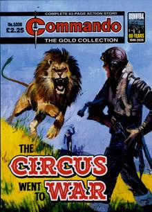Commando Gold Collection Magazine NO 5336 Order Online