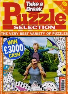 Take A Break Puzzle Select Magazine NO 6 Order Online