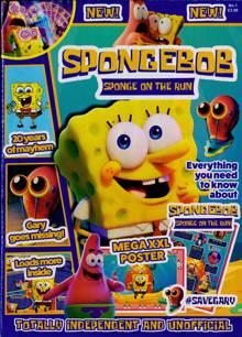 Spongebob Sponge On Run Magazine ONE SHOT Order Online