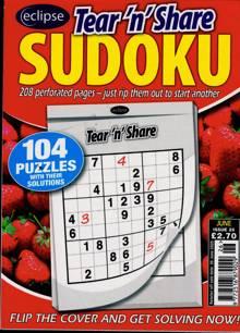 Eclipse Tns Sudoku Magazine NO 26 Order Online