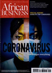 African Business Magazine MAY 20 Order Online