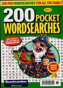 200 Pocket Wordsearches Magazine NO 61 Order Online