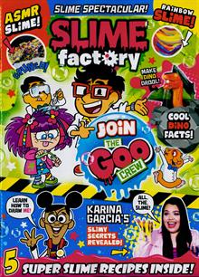 Slime Factory Magazine Issue NO 9