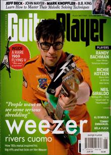 Guitar Player Magazine JUN 20 Order Online